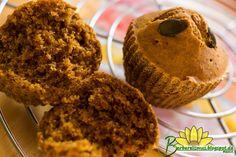 Muffins de Purê de Abóbora