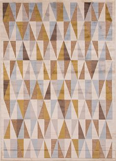 Machine Made Lustrous Finish Art Silk/ Chenille Ivory/Taupe Area Rug - modern - Rugs - Jaipur Rugs Inc. Contemporary Rugs, Modern Rugs, Mid-century Modern, Quilt Modern, Modern Living, Beige Area Rugs, Jaipur Rugs, Dot And Bo, Groomsmen
