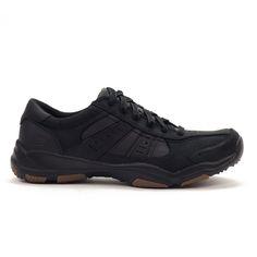 online store 7ca26 5afc7 Zapato casual, de piel engrasada con acabado envejecido. Horma RELAXED FIT  con un plus