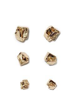 """""""gold"""" earrings"""