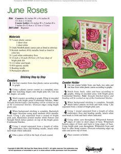 Floral Coasters Pg.14