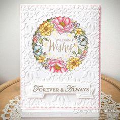 Stampin'Up!, Wedding card, Timeless Love