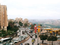 Jerusalem, Israel - Scenic View (ירושלים, ישראל)