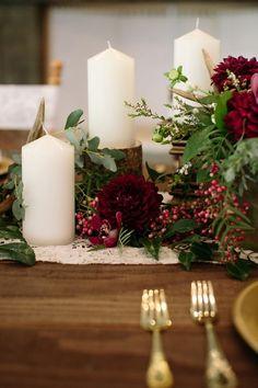 90 glamorous burgundy wedding ideas 31