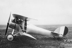 FRENCH AIRCRAFT OF THE FIRST WORLD WAR Nieuport XXVII  C1