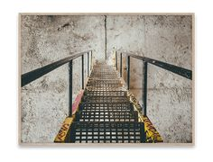 """""""Abandoned"""". ABOUT THE ARTIST Søren Thuesen is a Danish photographer who is most known under his alias s1000. Søren's work is architectural and graphic and always with an eye on the small detail that can make the big difference."""