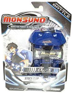 BANDAI MONSUNO CORE SHADOW BLACK BD77726