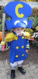 captain crunch photo - Captain Crunch Halloween