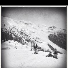 Hautes-Alpes Vintage - Les orres 1800 #myhautesalpes France