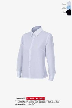 URID Merchandise -   CAMISA MANGA COMPRIDA SENHORA   15.41 http://uridmerchandise.com/loja/camisa-manga-comprida-senhora/ Visite produto em http://uridmerchandise.com/loja/camisa-manga-comprida-senhora/