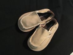 a1b30b10a95a Boys Slip Ons By Okie Dokie - Toddler Size 7M  fashion  clothing  shoes   accessories  babytoddlerclothing  babyshoes (ebay link)