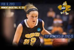 Top Moments From 2012-13; #12 - Bigham Sets School Record