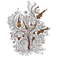 orchestra tree