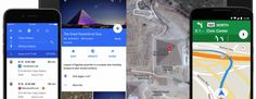 Google Maps received an update on Android and iOS with the integration of Material Design and Uber. Announced on the official blog, the update brings a new look for the mapping application and new functionality such as Open Table reservations, in the United States, and more complex integration of the service VTC Uber, in which Google invested throu...