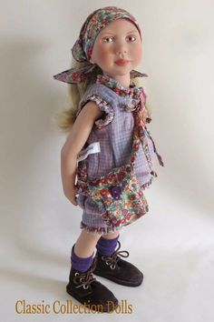 SUSSY JUNIOR DOLL BY ZWERGNASE- 2010 COLLECTION - 20 - BRAND NEW- IN STOCK