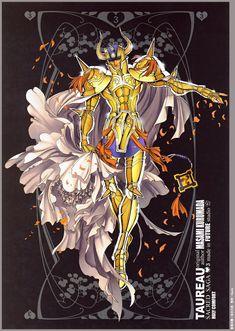 Aldebaran - Saint Seiya Sacred Saga Artbook