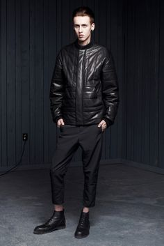 Alexander Wang Fall 2013 Menswear Collection Slideshow on Style.com