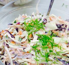 Mustard Slaw | Ideal Protein Recipe | Ideally You