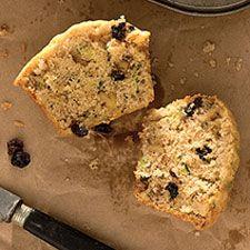 The Shipyard Galley's Zucchini Muffins: King Arthur Flour