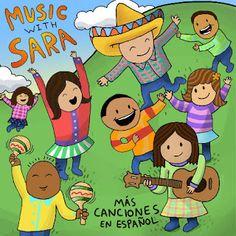 Music with Sara: más canciones en español