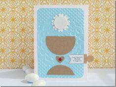 cafe creativo - Anna Drai - card communion - favor  - big shot sizzix(2)