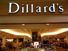 Dillards - Great Store
