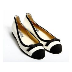 Chanel Ballerina flat shoes amazingly  comfortable shoes! Love, love them!