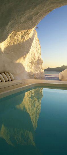 Katikies Hotel ~ in Santorini, Greece