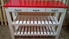 Barra Desayunadora / Mesa De Arrime 1.40 Colores A Elección! - $ 2.250,00 en MercadoLibre