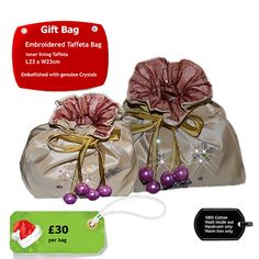 Gift Bags - The Supermums Craft Fair