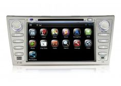 """Pumpkin Radio Head Unit Pure Android 4.4 Car DVD Player 8"""" HD Capacitive Touchscreen With GPS/OBD2/3G/WIFI/1080P For Toyota Camry / Aurion 2007-2011"""