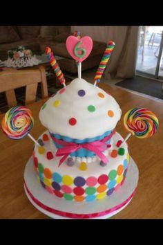 Little artist cake Cake by Mira Mirabella Desserts Pinteres