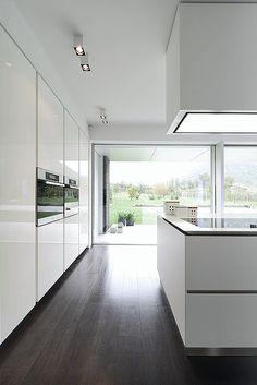 una cucina piccola può essere attrezzata di tutto punto ed essere ... - Villa Arredo Bagno