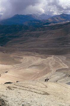 Cabalgata en los cerros sanjuaninos