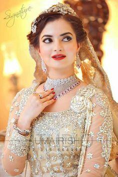 pakistani bride . perfect . !! Pakistan and Pakidtanis