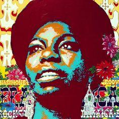 Ananda Nahu (ANAHU) www.Anahu.com ~ Nina Simone