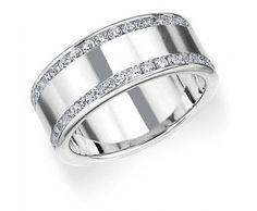 Eternity Rings, Eternity Bands | Quality Custom Manufactured Diamond Eternity Rings