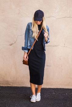 This article contains a few of the best casual outfit ideas. These ideas will inspire you to put together cute and beautiful outfits for casual days Look Fashion, Autumn Fashion, Womens Fashion, Fashion Black, Simple Fashion Style, Fashion Spring, Sport Fashion, Ladies Fashion, Mode Outfits