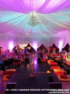 We produce Moroccan theme, Arabian Nights theme, and Bollywood theme parties. Our large inventory of authentic decorations allows us to service any size events. Prom Themes, Quinceanera Decorations, Quinceanera Party, Wedding Themes, Prom Party, Wedding Receptions, Quinceanera Dresses, Wedding Ideas, Festa Tema Arabian Nights
