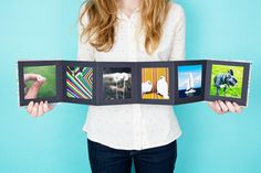 Click through for 5 ideas for turning your photos into gifts!