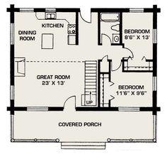 Deluxe Lofted Barn Cabin Floor Plan Gambrel House Kit With Sleeping Loft My Hideaway Cabin Pinterest Small Houses House Plans And Floor Plans