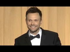Joel McHale at the 2014 White House Correspondents' Dinner (HD Complete) - YouTube