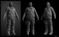 The Last of Us - Character Sculpts (+ images Pg 8 & Pg 12) - Page 12