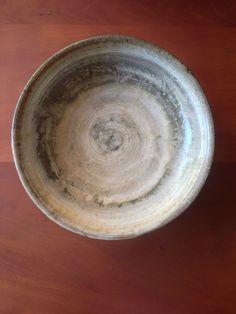 Plate by Ogata Atsushi.  尾形アツシさんの皿です。