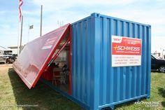 Schweiss Container Door | Schweiss Must See Photos
