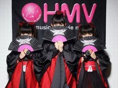 BABYMETAL 「メギツネ」 発売記念 撮りおろし写真掲載DEATH!!!|HMV ONLINE