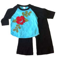 Items similar to Robins egg rosie tee and karate pant set! on Etsy Karate Pants, Robins Egg, Trending Outfits, Tees, Palette, Color, Design, Fashion, Moda