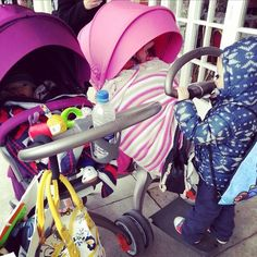 Stokke Xplory- just one of my company's amazing strollers!!