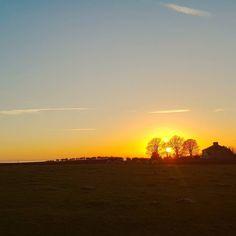 Nice sunset today.