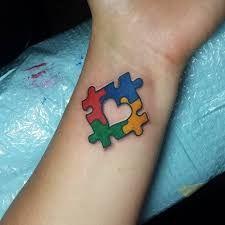 Résultats de recherche d'images pour «puzzle piece tattoo»